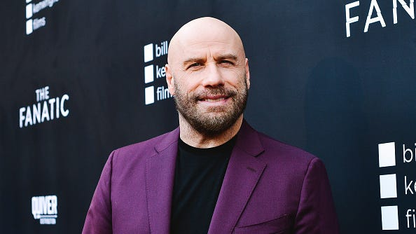 John Travolta honors late son Jett on what would have been his 29th birthday