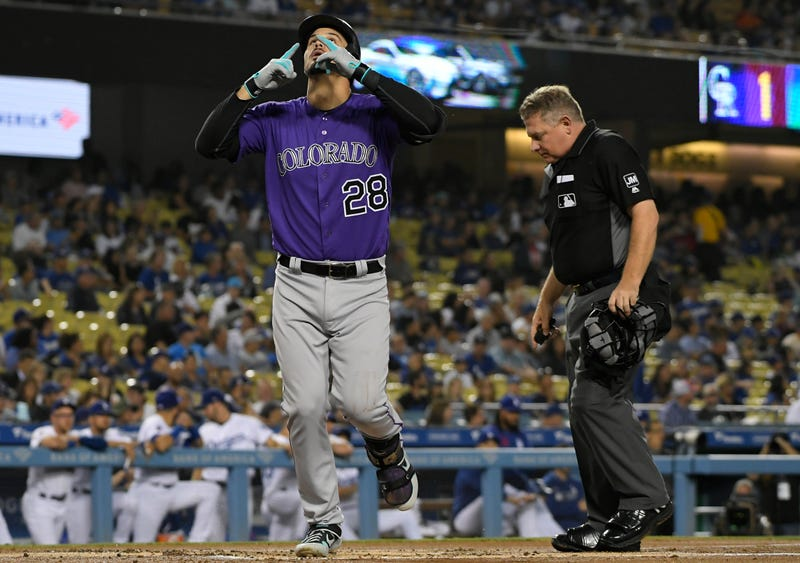 Even if unlikely, the Dodgers should check in on Nolan Arenado.