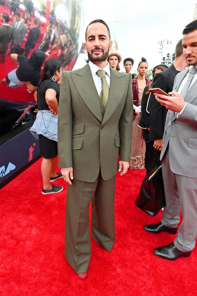 marc jacobs at vma red carpet 2019