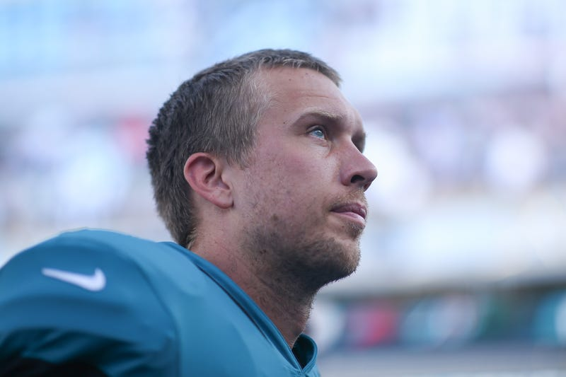 Nick Foles will return in Week 11.