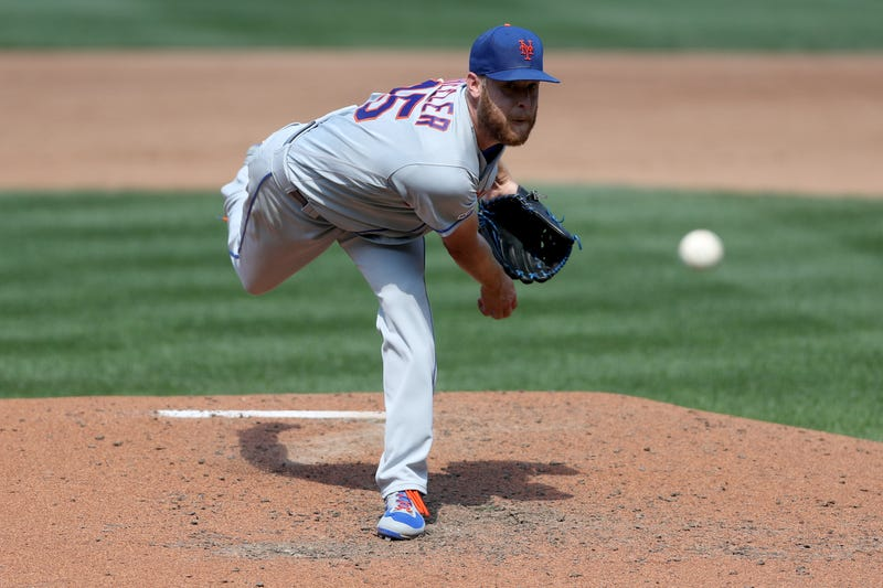 Zack Wheeler will be a sought-after arm this offseason.