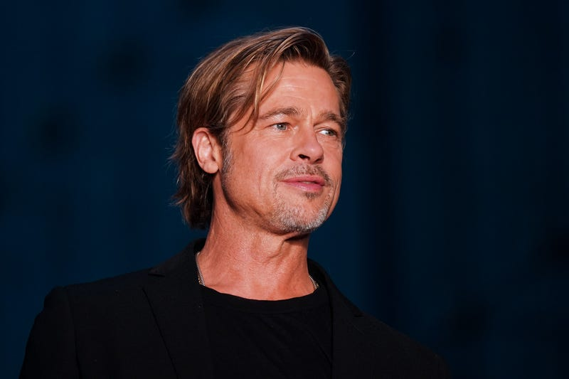 brad pitt at the ad astra premiere in tokyo
