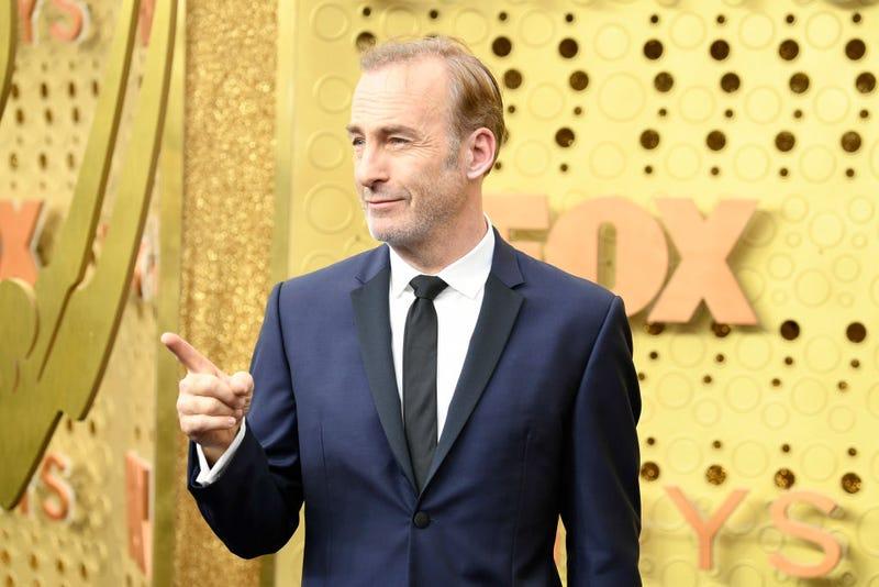 bob odenkirk arrives at 2019 emmy awards