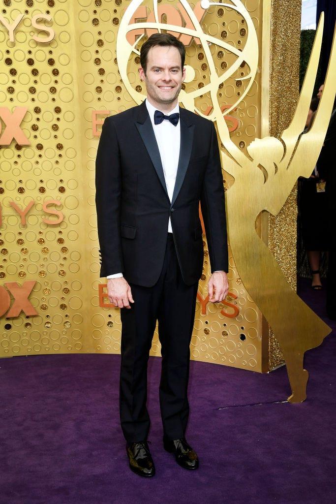 bill hader at the 2019 emmy awards