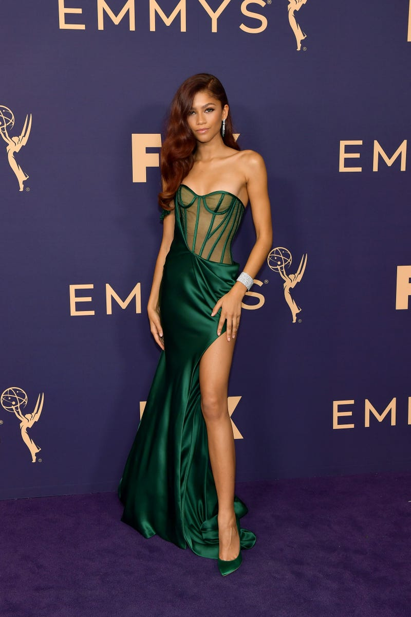 zendaya at the 2019 emmys