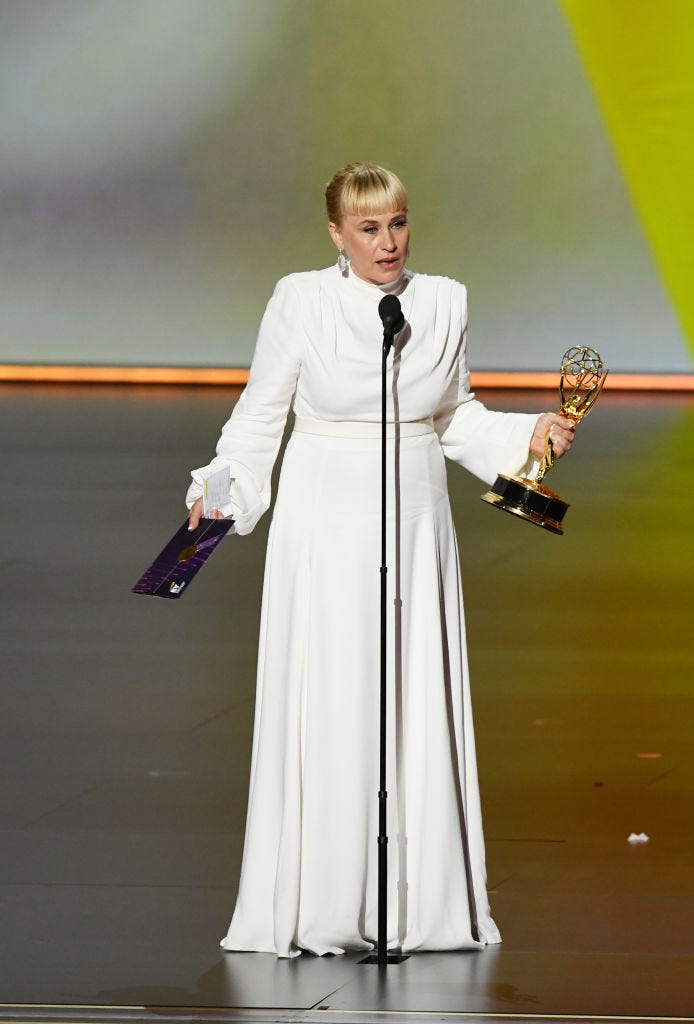 Patricia Arquette at 2019 emmys