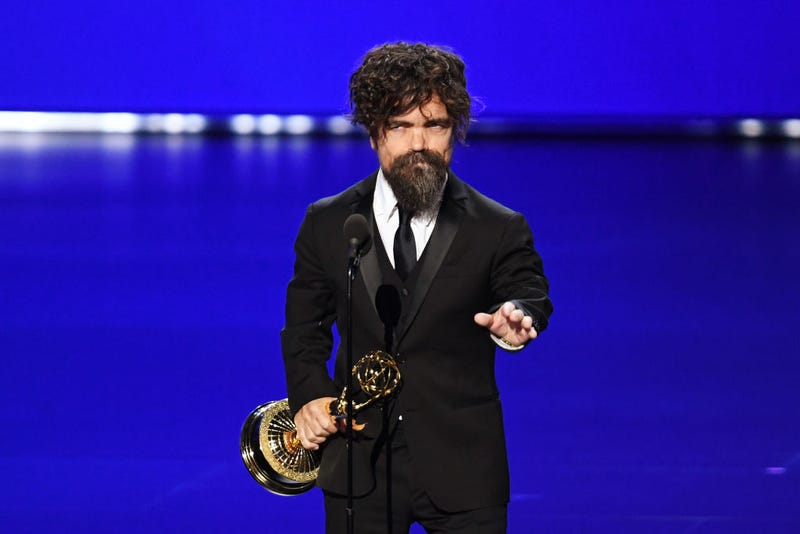 peter dinklage gives acceptance speech for best supporting actor in a drama series at the 2019 emmys