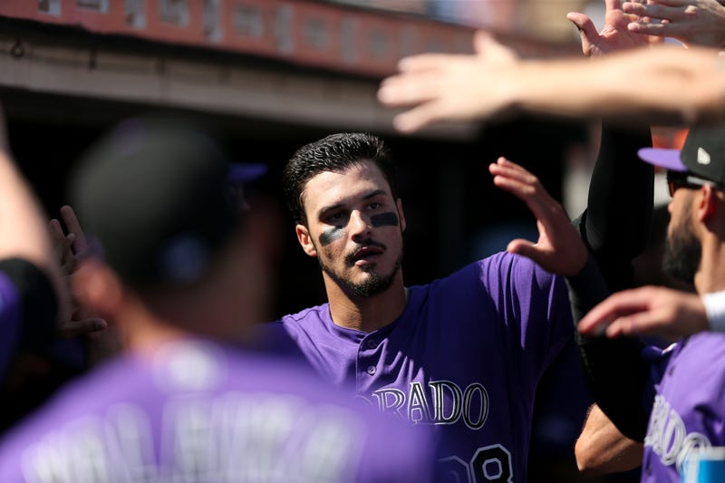 The Cardinals would be an interesting match for Nolan Arenado.