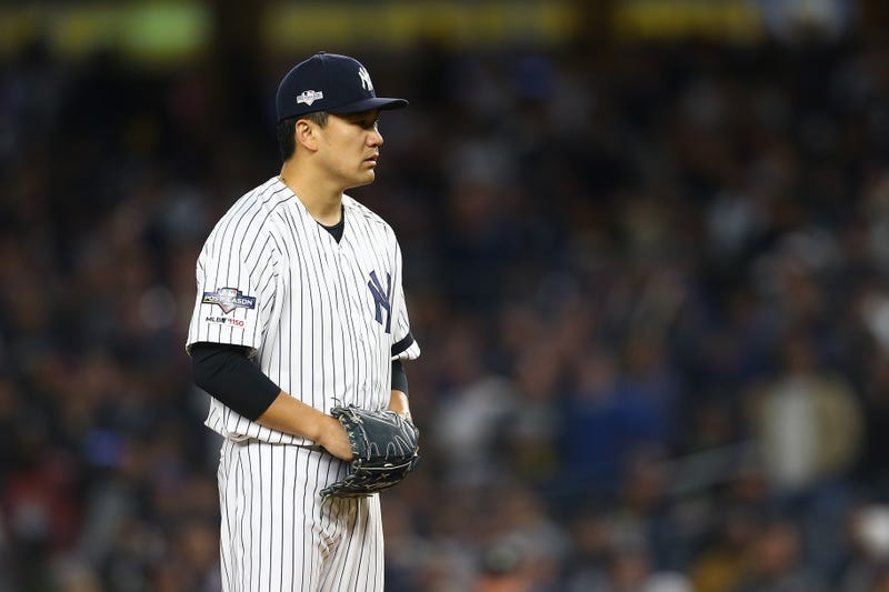 Masahiro Tanaka was a consistent performer for the Yankees in the postseason in the 2010s.