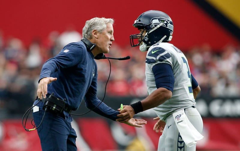 Pete Carroll and Russell Wilson have been extremely successful together.