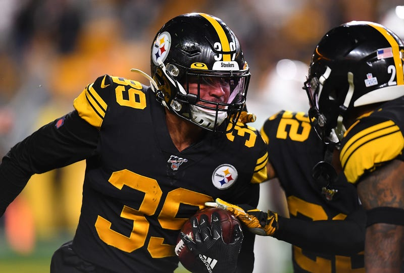 Minkah Fitzpatrick and the Steelers have won three straight games.