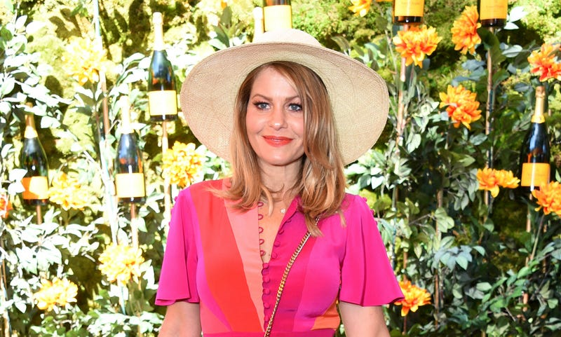 Candace Cameron-Bure attends the 10th Annual Veuve Clicquot Polo Classic Los Angeles at Will Rogers State Historic Park