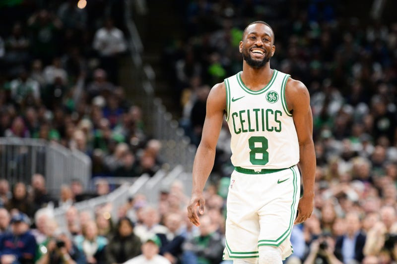 Kemba Walker and the Celtics will play on Christmas against the defending NBA Champion Toronto Raptors.