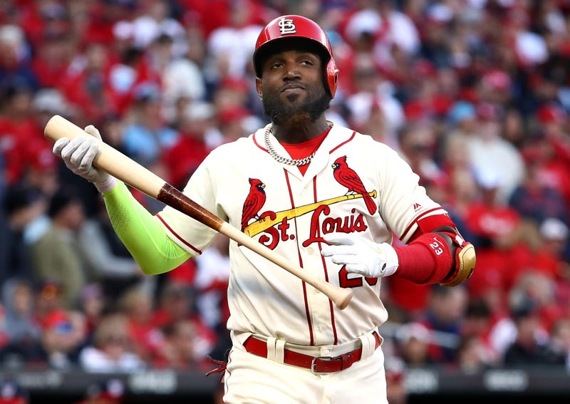 Marcell Ozuna has spent the past two seasons with the Cardinals.