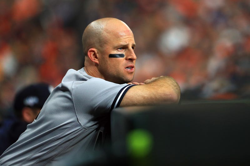 Brett Gardner has spent his entire career with the Yankees.