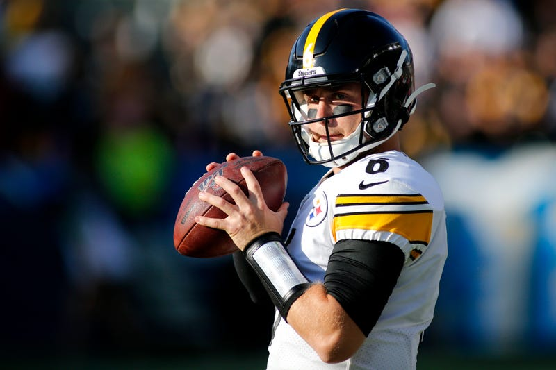 Devlin Hodges will start for the Steelers in Week 13.