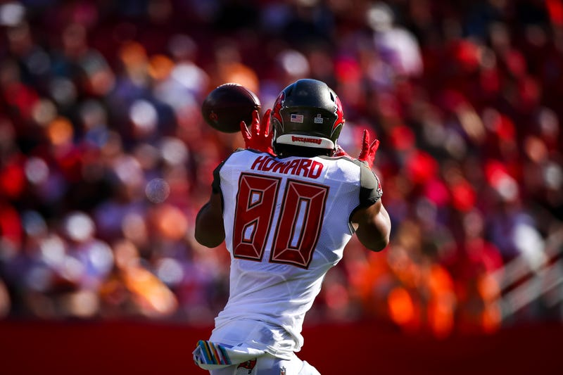 O.J. Howard's days in Tampa could be numbered following last week's acquisition of Rob Gronkowski