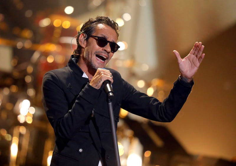Marc Anthony performs onstage during the 2019 Latin American Music Awards at Dolby Theatre on October 17, 2019 in Hollywood, California.