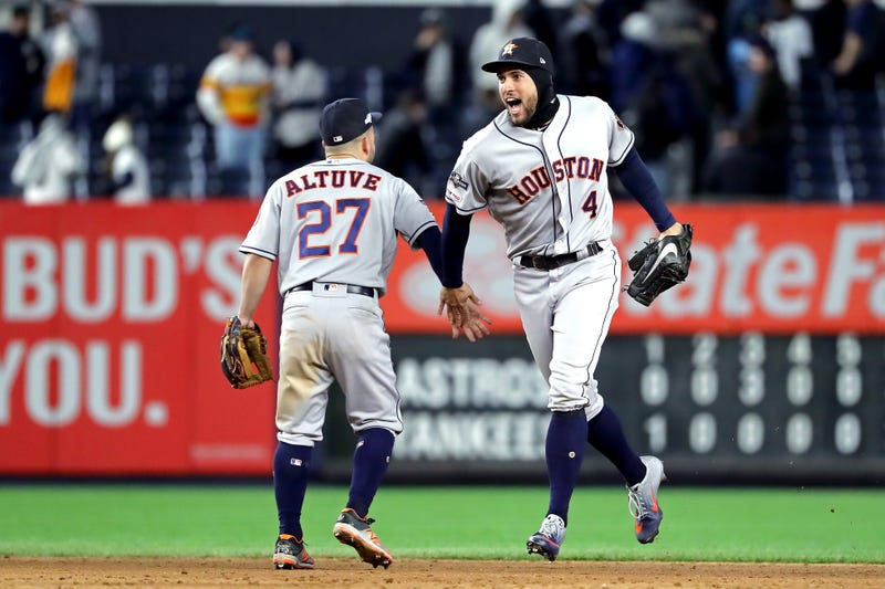 Jose Altuve, George Springer