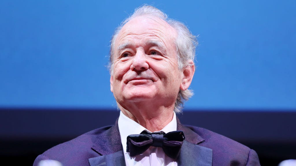 Bill Murray reveals he was convinced into doing 'Ghostbusters' sequel under 'false pretenses'