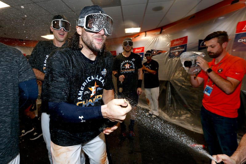 Gerrit Cole is leaving the Houston Astros.