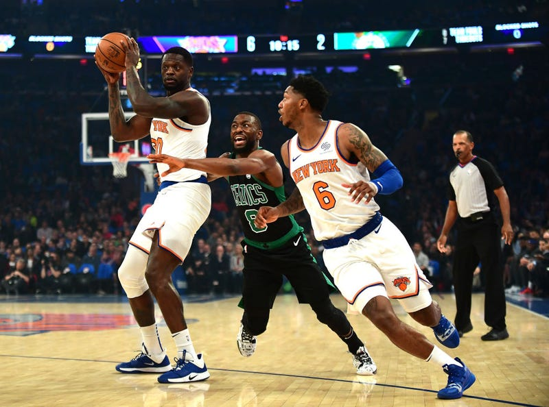 Kemba Walker against the Knicks
