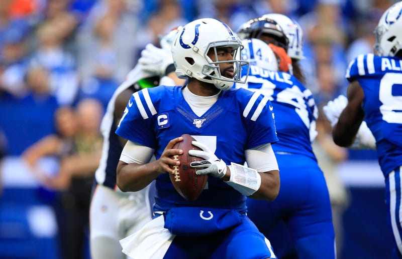 Jacoby Brissett and the Colts are 5-2.