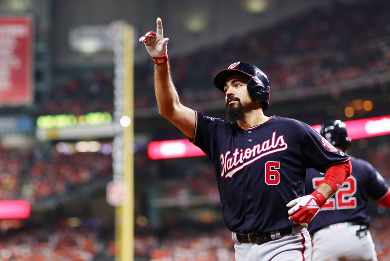 Anthony Rendon is heading to the West Coast.