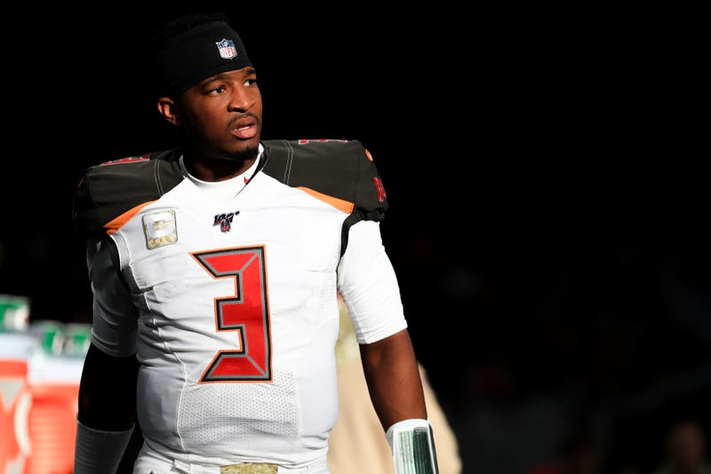 Jameis Winston's rookie contract expires at the conclusion of the 2019 season.