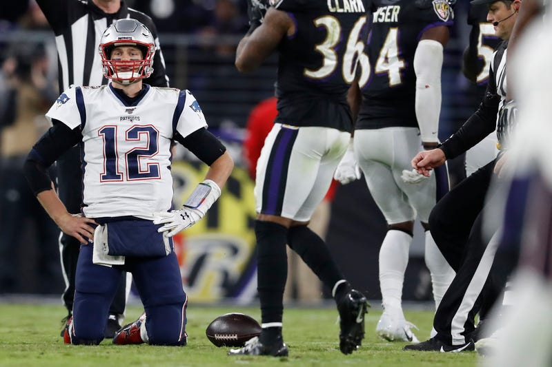 Tom Brady and the Patriots suffered their first loss of the season in Week 9.
