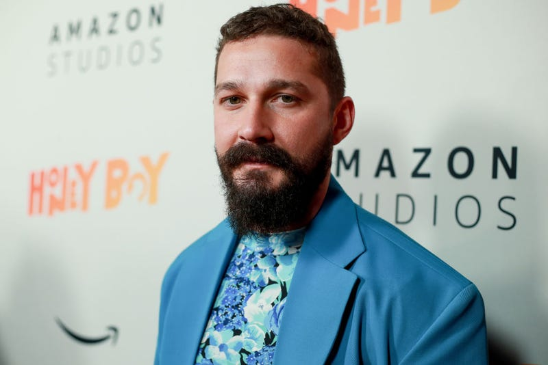 Shia LaBeouf Is 'Very Dissatisfied' With Life When He's Not Filming
