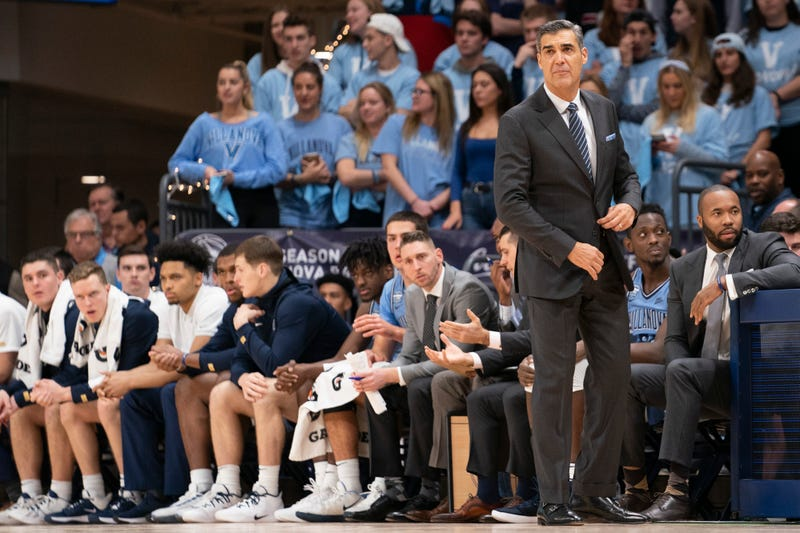 Jay Wright has led Villanova to two National Championships.