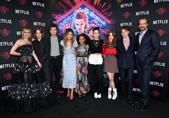 radio.com - When Will 'Stranger Things 4' Resume Filming?