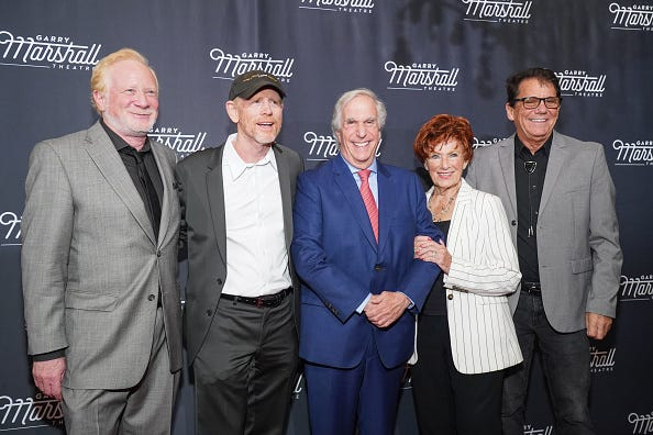 'Happy Days' Cast Reunite 35 Years After Finale