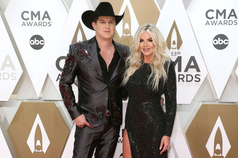 Jon Pardi and Summer Duncan