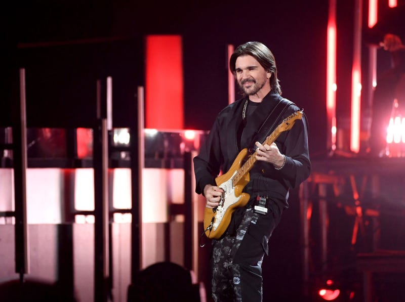 Juanes performs onstage during the 20th annual Latin GRAMMY Awards at MGM Grand Garden Arena on November 14, 2019 in Las Vegas, Nevada.