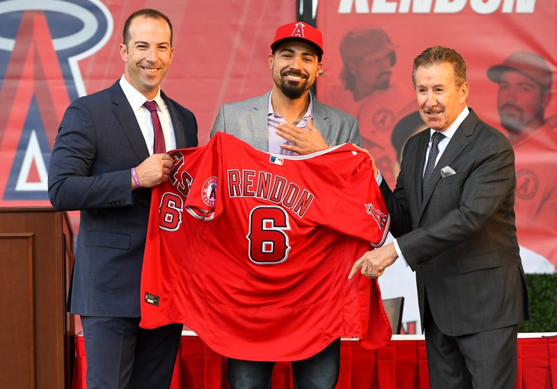 The Angels signed Anthony Rendon.