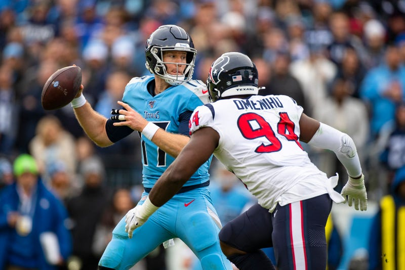Ryan Tannehill and the Titans lost in Week 15.