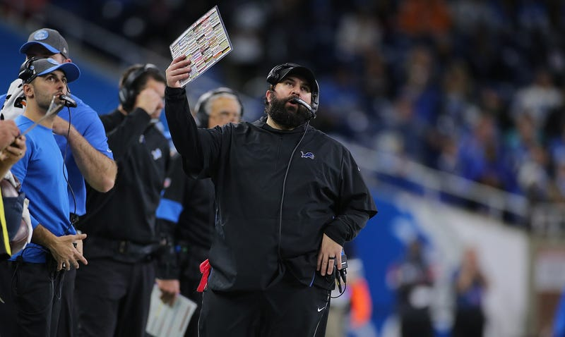 Matt Patricia's defense has struggled in 2019.