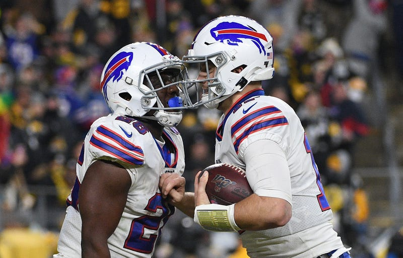 The Bills are headed to the postseason.