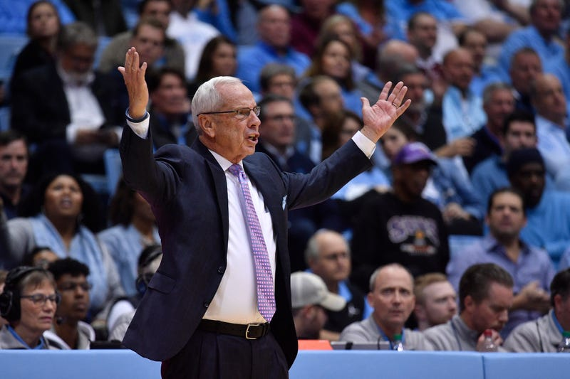 Roy Williams has been North Carolina's head coach since 2003.