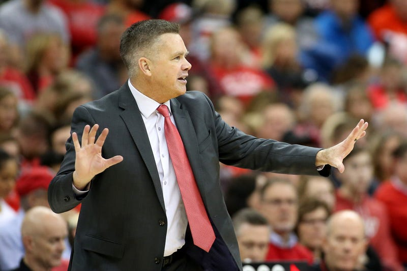Chris Holtmann has one of the best teams in the country in Ohio State.
