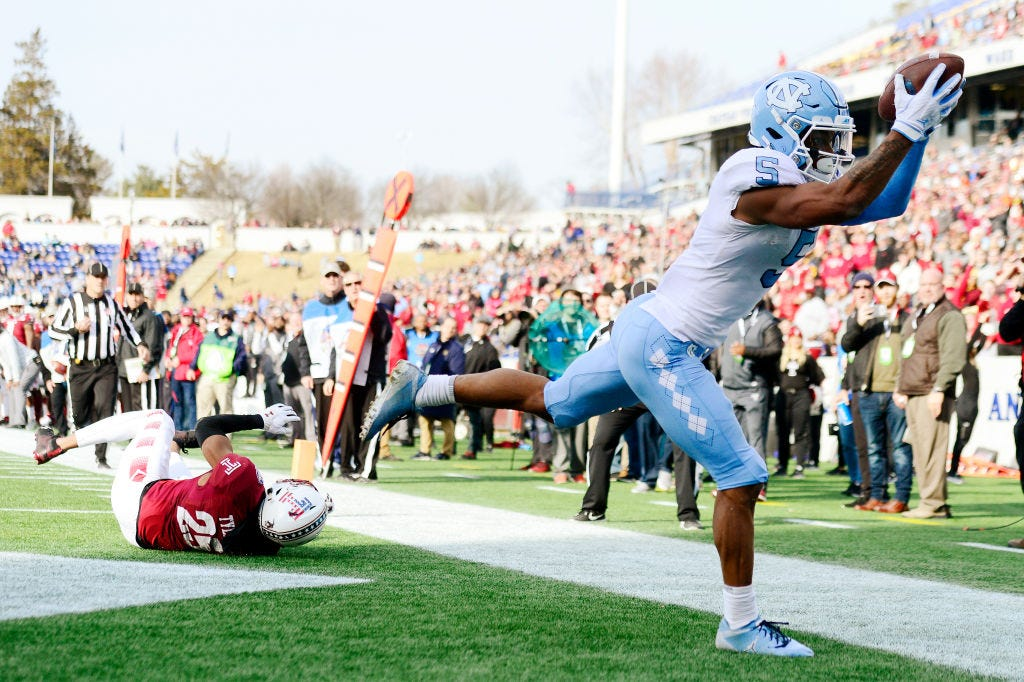 Audio: Deems May Discusses His Expectations For UNC Football