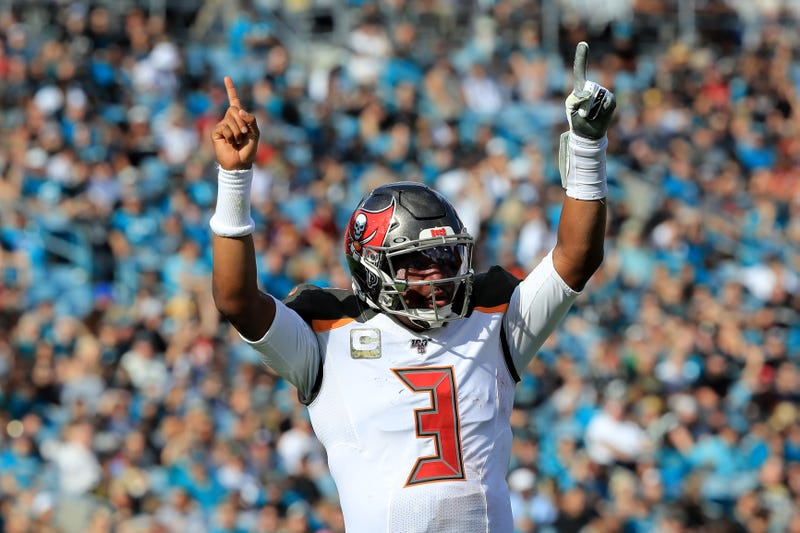 Jameis Winston and the Bucs won in Jacksonville in Week 13.