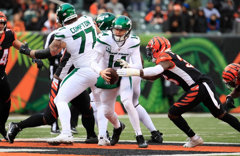 The Jets suffered an embarrassing loss in Cincy in Week 13.