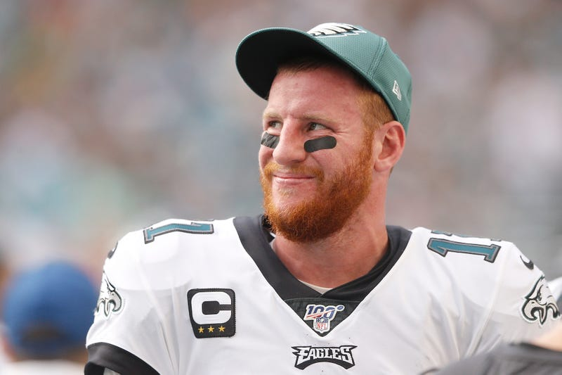 Carson Wentz and the Eagles have struggled in 2019.