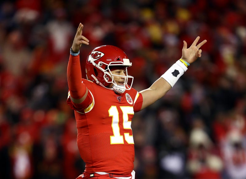 The Chiefs blew out the Raiders in Week 13.