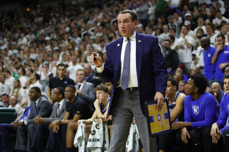 Mike Krzyzewski and Duke are having another strong season.