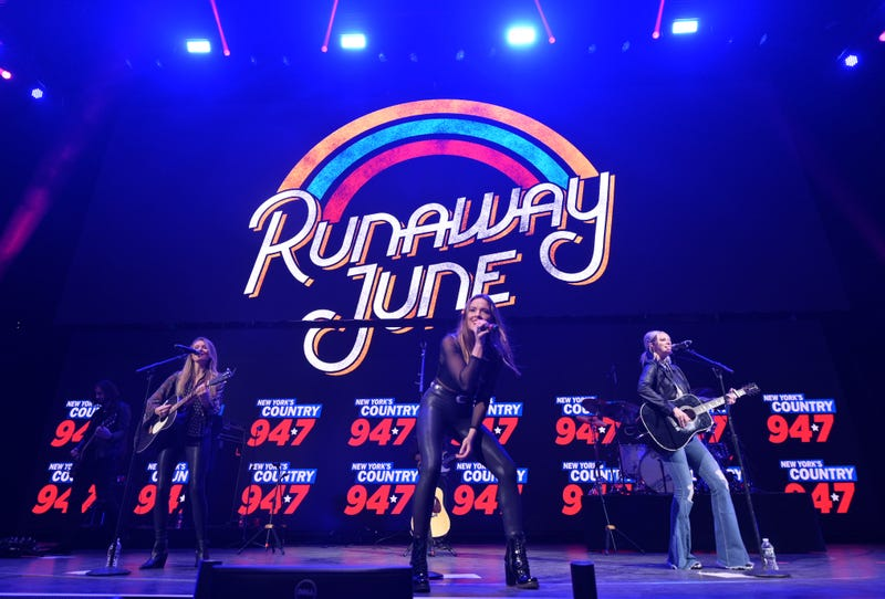 Runaway June at 'Stars and Strings'