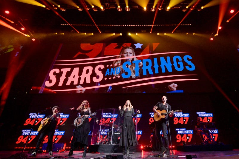 Gone West at 'Stars and Strings'